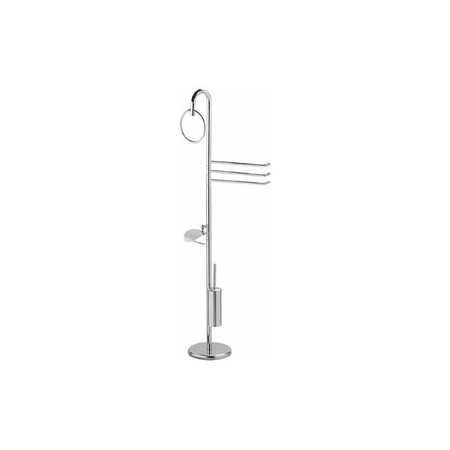 Standing Floor Towel Holder N12